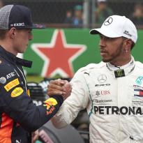 Max Verstappen: 'Hamilton zou het wel aandurven met mij'