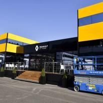 Ross Brawn: 'Formule 1 wil af van de 'extravagante motorhomes'