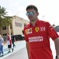 Leclerc vows to 'learn from the past mistakes' in 2020