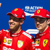 Leclerc on Vettel retirement talk: There is always pressure