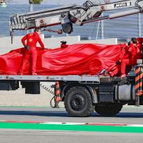 Ferrari geeft uitleg en vervangt motor na stilvallen Vettel