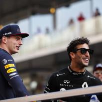 Verstappen: 'Vorig jaar was pijnlijk voor de goedlachse Ricciardo'