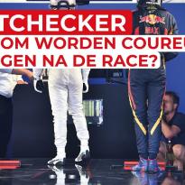 Factchecker: Waarom worden coureurs gewogen na afloop van een race?