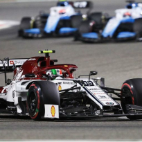 Giovinazzi benefiting from Raikkonen partnership