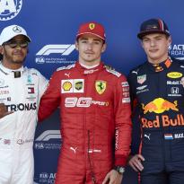 Verstappen is right, Hamilton is not unbeatable - Leclerc