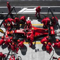 """Ferrari: """"Duurt nog twee of drie updates voordat we Mercedes kunnen uitdagen"""""""