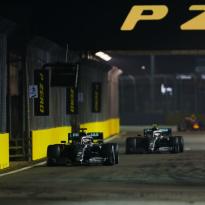 Bottas explains why Mercedes stopped him undercutting Hamilton