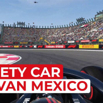 Autódromo Hermanos Rodríguez (Mexico) | Safety Car #18