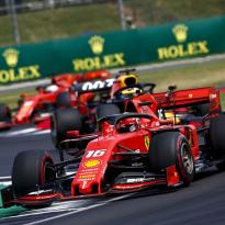 Leclerc's performances have surprised Ferrari in 2019