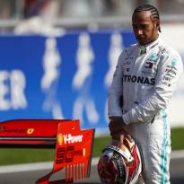 Hamilton ontkent geruchten: 'Aan de top zal er niet veel beweging zijn'