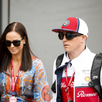 "Kimi Raikkonen over Monza: ""Well, that was shit"""