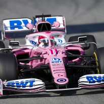 Another strong day for Racing Point and Sergio Perez