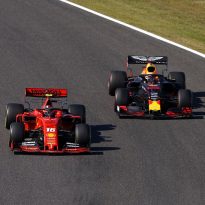 Verstappen fears Ferrari in Mexico