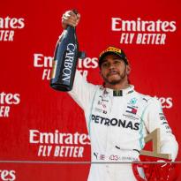 Hamilton responds to Wolff claim about Ferrari move