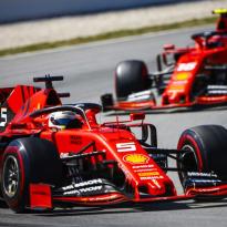 Coulthard: 'Leclerc heeft het makkelijker dan Vettel bij Ferrari'