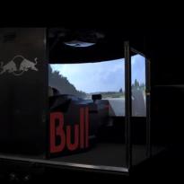 Aston Martin Valkyrie haalt absurde snelheden op Spa in F1-simulator Red Bull