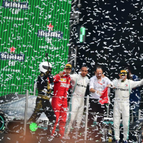 Vettel hated Mexico's 'selfie guy' and 'sh***y trophy'