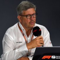 Brawn: Ferrari can still challenge Mercedes in championship