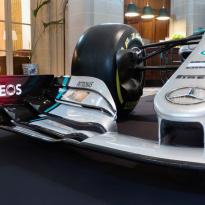 """Sponsor Mercedes niet bang voor abrupt einde: """"Alle sport is een risico"""""""