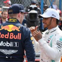 Webber : Pour l'instant, Hamilton et Verstappen sont au-dessus du lot