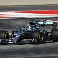 Tweede testdag Barcelona: Mazepin snelste namens Mercedes