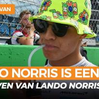 De spectaculaire opmars van Lando Norris | Het leven van Lando #1