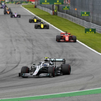 Bottas showed deficit to Hamilton at Monza - Wolff
