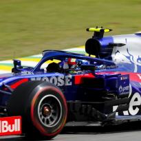 """Gasly pakt eerste podium in F1-carrière: """"Ik zal dit nooit vergeten"""""""