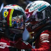 Ferrari solve key weakness, but Vettel v Leclerc is now the bigger problem