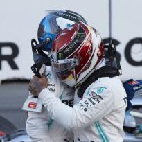 Stats (VIDÉOS) : Mercedes, la preuve par quatre