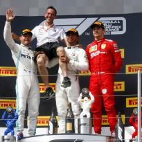 Stats : Nouveau record pour Mercedes
