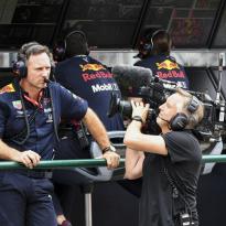 """Horner over titel voor Red Bull: """"Dan moet Mercedes catastrofale fout maken"""""""