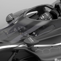 PHOTOS: Red Bull designed 'Aeroscreen' confirmed for IndyCar