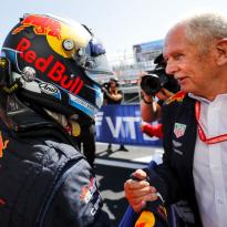 """Marko: """"Sainz is snel, maar hij is geen Max Verstappen"""""""