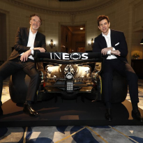 Mercedes F1 partner joins global fight