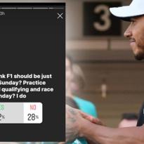 Fans Hamilton niet eens met Formule 1: 'Willen tweedaags raceweekend'
