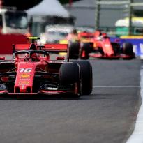 Leclerc aurait-il gagné à Spa sans consigne d'équipe ?