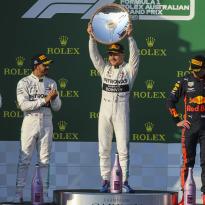 VIDEO: Australian Grand Prix race highlights