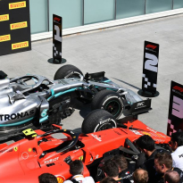 Palmer: 'Eens met beslissing van de stewards over straf Vettel'