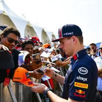 """Palmer over acties Verstappen: """"Andere coureurs haatten hem"""""""
