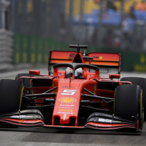 "Vettel ""peaked too early"" in Singapore qualifying"