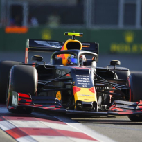 Gasly disqualified from Azerbaijan qualifying