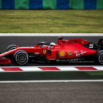 Vettel is er niet gerust op: 'Spa en Monza beter, maar zijn ver van ons doel af'