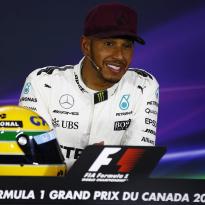 Rosberg : Hamilton et Senna, les deux plus talentueux