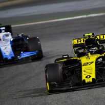 Russell relishes potential Hulkenberg challenge