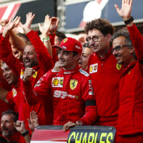 Binotto: Tyre choice key to Leclerc's Italian GP win