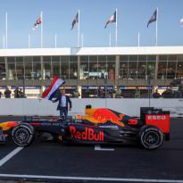 Verstappen spreekt waardering uit over harde werk Circuit Zandvoort