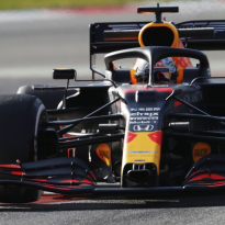 Verstappen after testing: Our Red Bull is faster