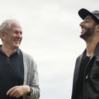 Daniel Ricciardo: 'Heb nog een schuld openstaan bij Helmut Marko'