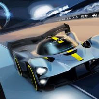 Aston Martin's Red Bull-designed hypercar seeking Le Mans glory